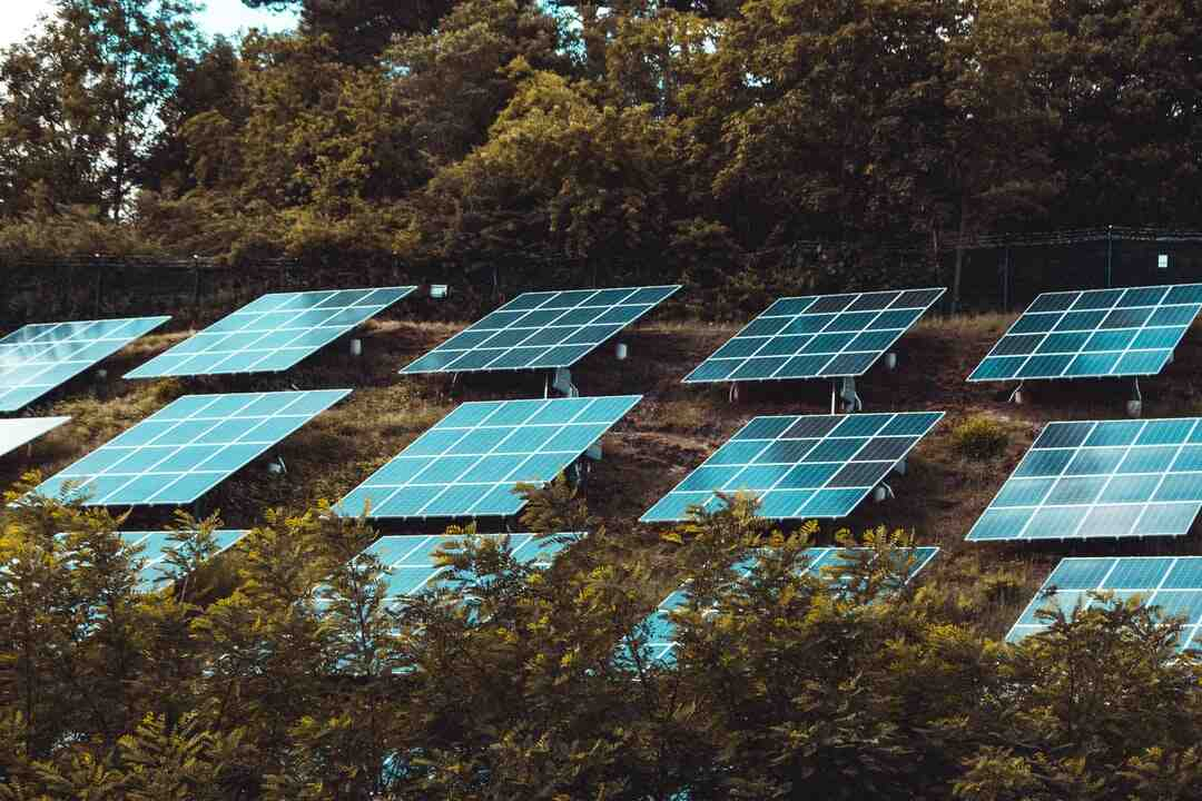 Qu'est ce que les panneaux solaires photovoltaïques